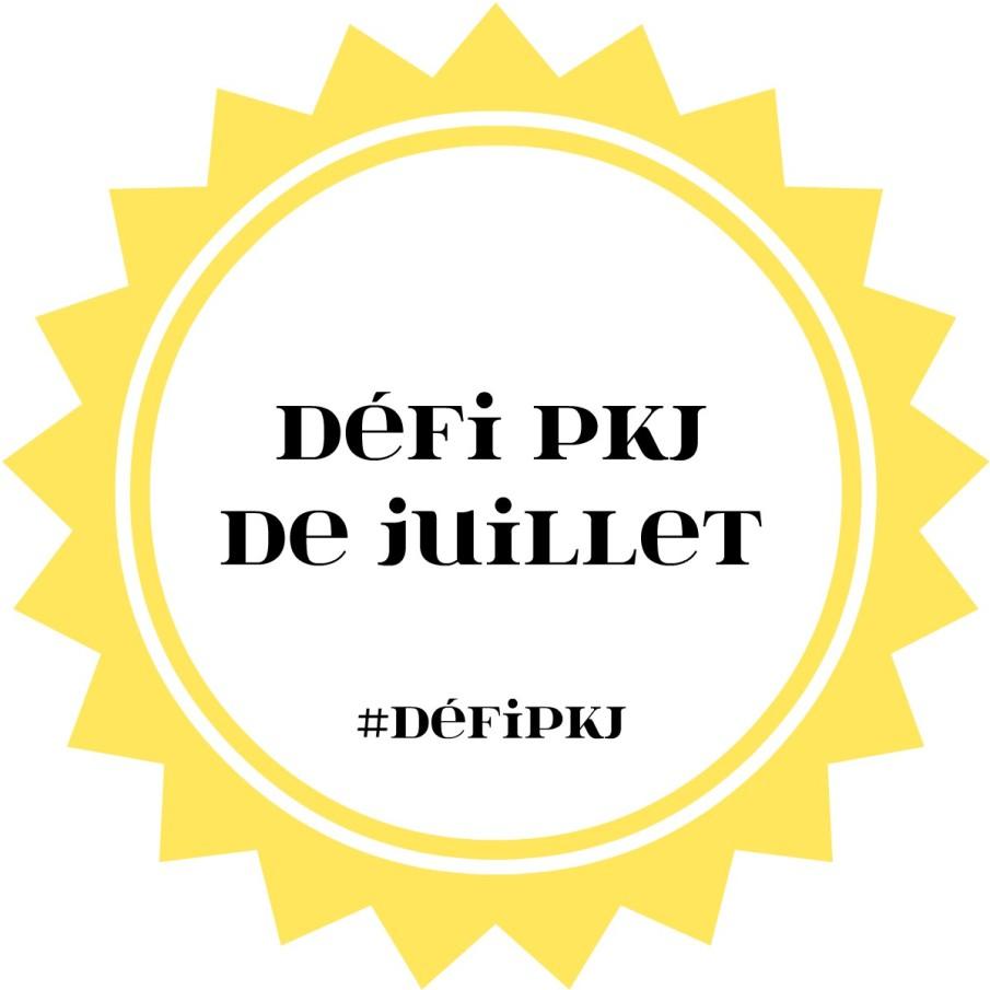 défi-PKJ-juillet-logo