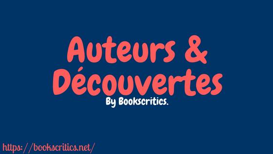 Auteurs & Découvertes