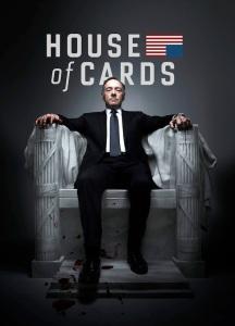 Kevin Spacey as Francis Underwood - Photo Générique avec Titre