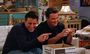 Friends-bromance
