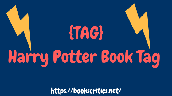{TAG} Harry Potter Book Tag
