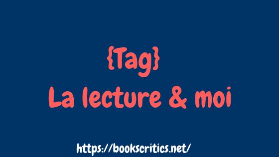 {Tag} Fanazo and books tag