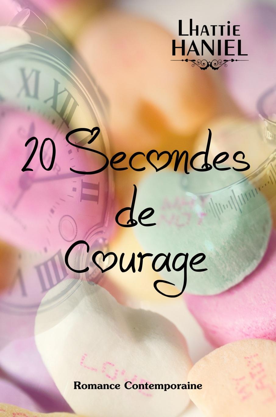 couverture kindle 20 secondes de courage_250 pages
