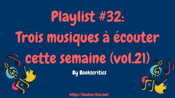 Top 5 _ mes musiques du moment (2)