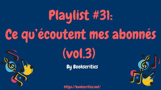 Top 5 _ mes musiques du moment (3)