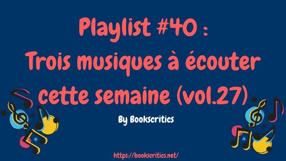 Top 5 _ mes musiques du moment(3)