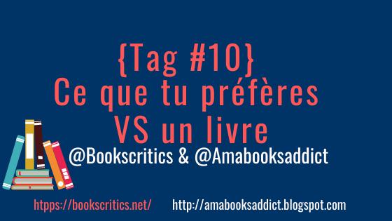 {Bookscritics Babla #5} Mon blog = Mes règles !!