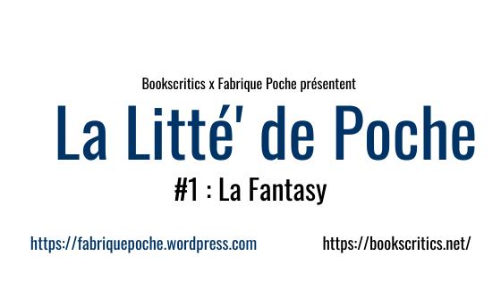 Bookscritics x Fabrique Poche présentent